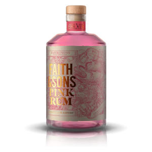 Faith & Sons Pink Rum