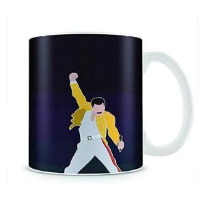 Freddie Mercury Iconic Mug