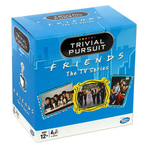 Friends Trivial Pursuit Quiz Game