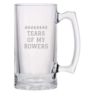 Funny Rowing Beer Mug