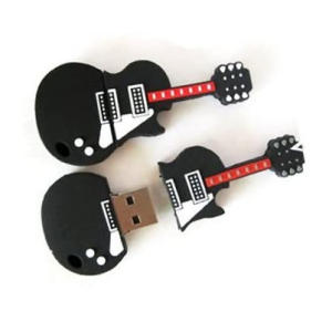 Novelty Cool Guitar Style USB