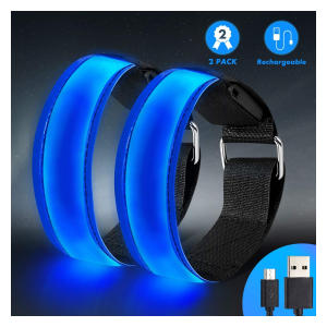 LED Rechargeable Armband