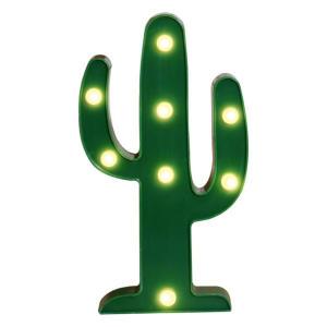 LED Catcus Green Light