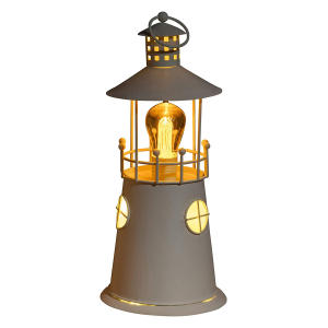 Metal Lighthouse Lantern