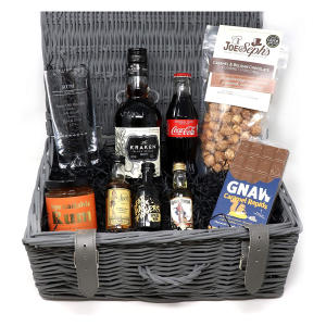 Personalised Luxury Spiced Rum Hamper
