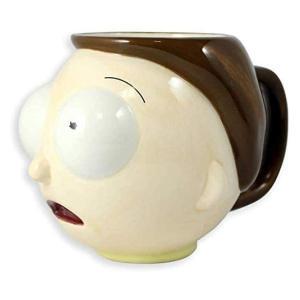 Rick and Morty 3D Morty Mug
