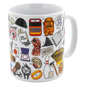 Novelty Trivia Quiz Mug
