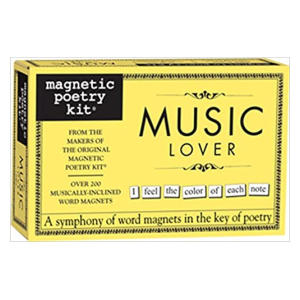 Music Lover Kit Hardcover