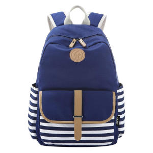 French Breton Nautical Backpack