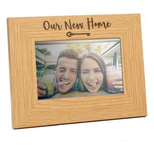 New Home Photo Frame