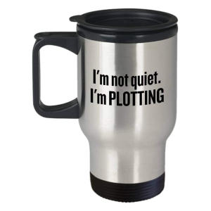 Novelty Introvert Travel Mug