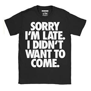 Novelty Introvert T Shirt