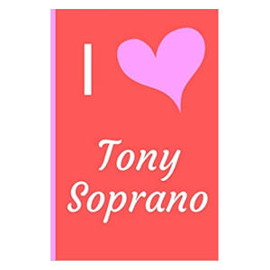 I Love Tony Soprano Notebook