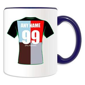 Personalised Quins Rugby Mug