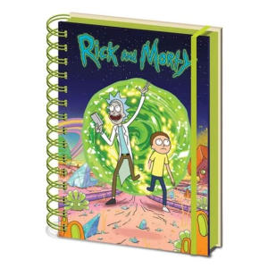 Rick And Morty Portal Notebook