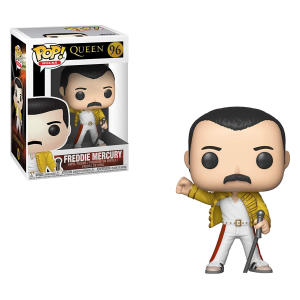Freddie Mercury Collectible Figure