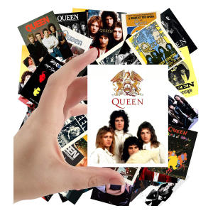 Queen Freddie Mercury Stickers