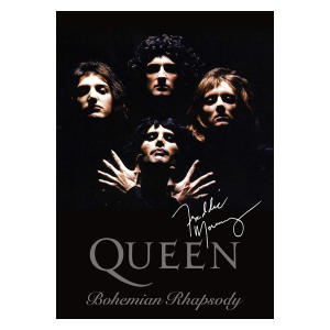 Queen A3 Poster