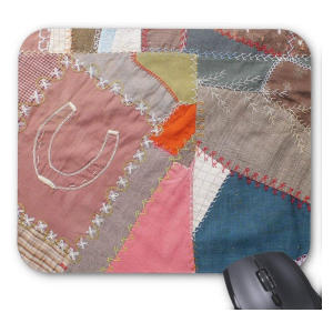 Quilter's Mouse Pad