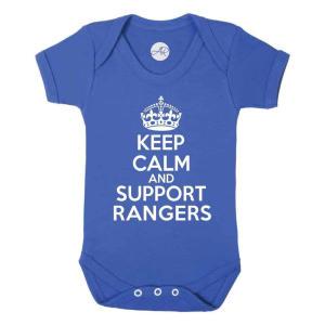 Rangers Supporter Baby Vest