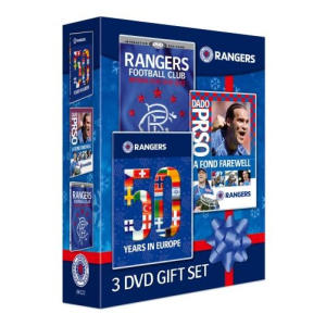 Rangers 3 DVD Gift Set