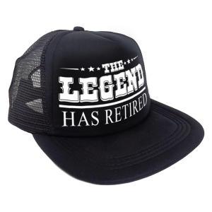 Legend Retirement Baseball Cap