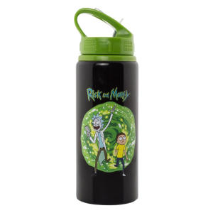 Rick and Morty Drink Bottle