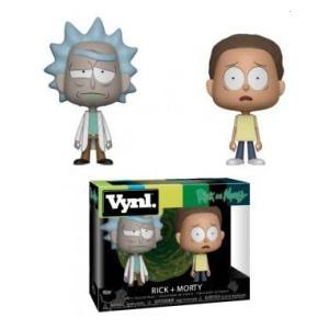 Rick and Morty Figure