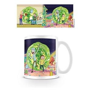 Rick & Morty Portal Mug