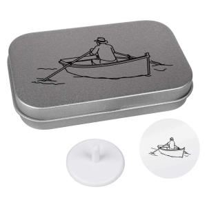 Rower Golf Markers Gift Set