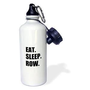 Eat Sleep Row Water Bottle