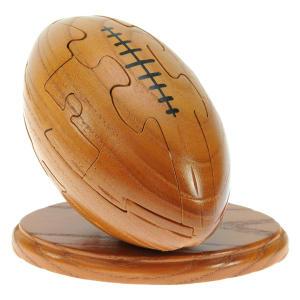 Rugby Ball 3D Jigsaw
