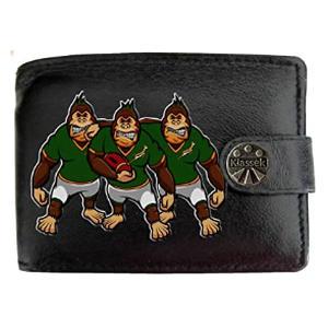 South African Spring Boks Rugby Gorilla Wallet