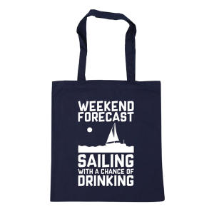 Sailing With a Chance of Drinking Bag