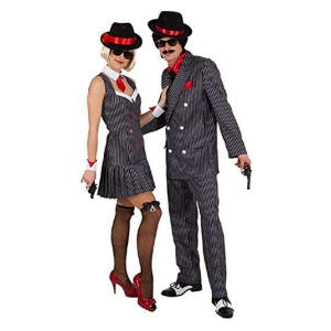 Soprano Fancy Dress Costume