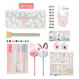 Rabbit Stationery Set