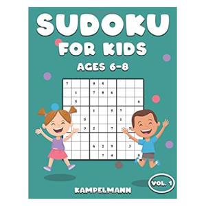 Sudoku for Kids 6-8