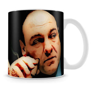 Tony Soprano Mug