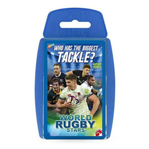 Top Trumps World Rugby Stars Card Game