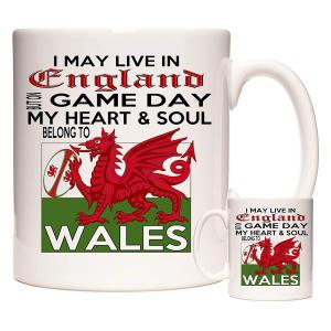 Welsh Rugby Mug