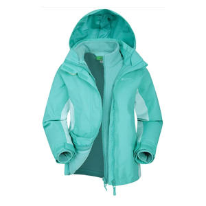3 in 1 Kids Waterproof Jacket