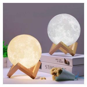 3D Full Moon Lamp