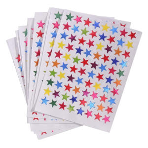 880 Star Stickers