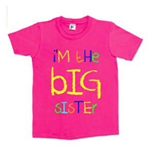 Big Sister Funny T Shirt