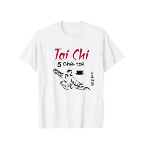 Chai Tea Lovers Novelty T Shirt