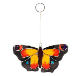 Colourful Butterfly Hanging Suncatcher