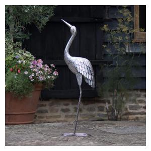 Creekwood Crane Ornament