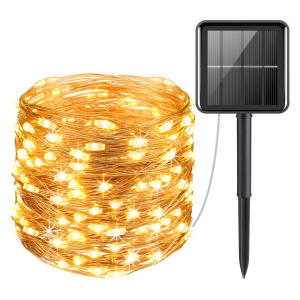 Criacr Solar Outdoor Lights