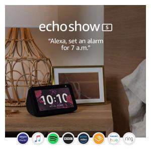 Echo Show 5 Alexa