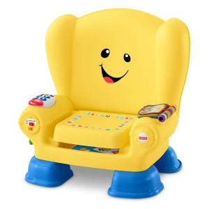 Educational Toddler Activity Chair
